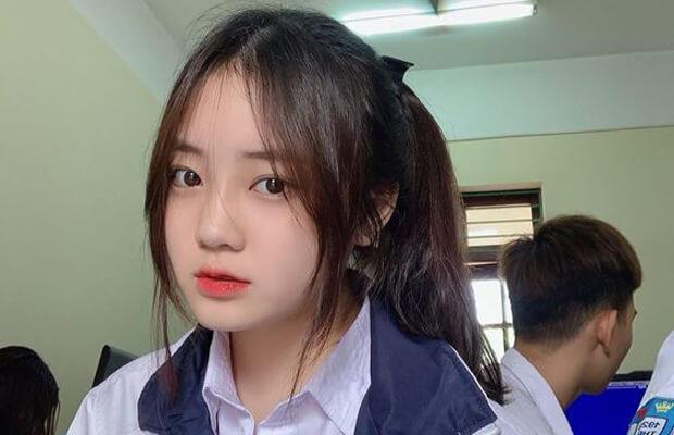hinh anh nu sinh hot girl cap 2 - Cảm nhận vẻ đẹp nhân vật ông Hai trong truyện ngắn Làng