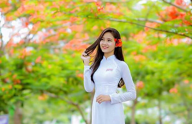 nu sinh lop 12 sa735311 - Cảm nhận vẻ đẹp nhân vật ông Hai trong truyện ngắn Làng