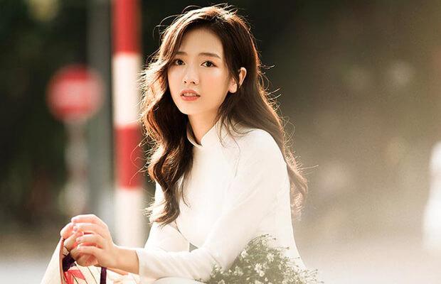 nu sinh truong y dep thuan khi218637 - Cảm nhận vẻ đẹp nhân vật ông Hai trong truyện ngắn Làng